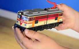 Trenulete, masinute
